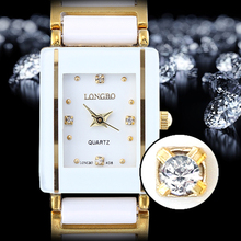 Longbo Brand Couple Wristwatches Women Exquisite Business watch Fashion casual q