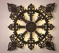 Lampa Światła Lampy Ścienne Obraz Malarstwo ścienne Oprawy Kryty Styl Vintage Wzór Cafe Klub Sklep