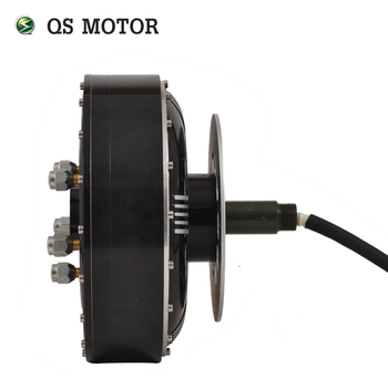 QS Motor E-car 273 8000W 50H V2 Electric car brushless dc hub motor