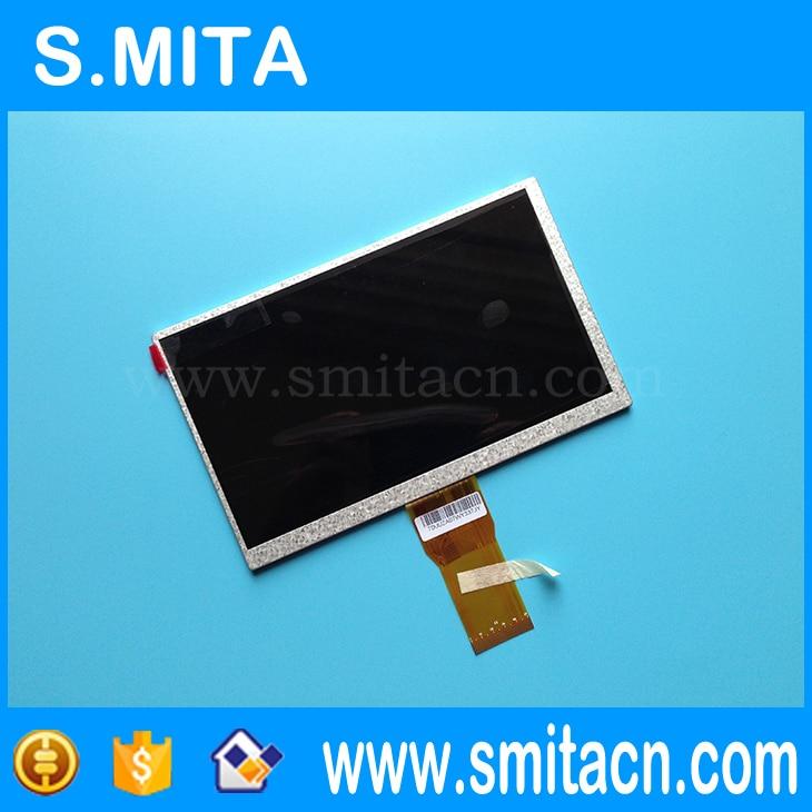 Новый оригинальный 7-дюймовый планшет с ЖК-экраном 7300100070 E203460 для Soulycin S8 Elite Edition для Ployer P702 для Aigo M788