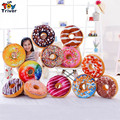 Funny Cartoon Sweet chocolates Donuts Sofa and chair back Cushion Car Mats Student pillow office nap pillow Toy Free Shipping