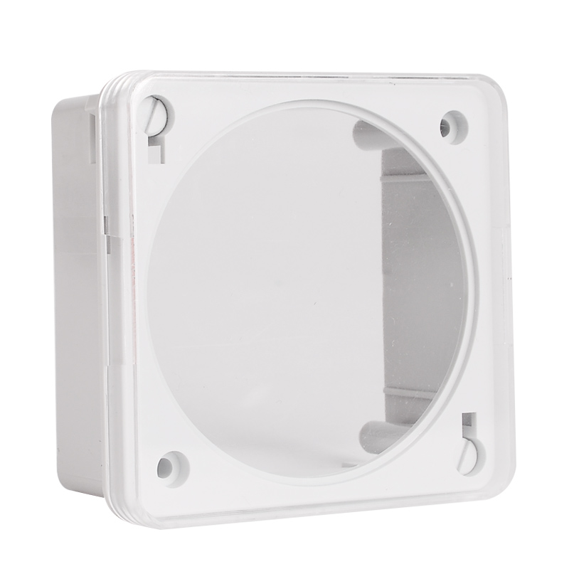 Panel Mounting Plastic Transparent Case Waterproof Cover Enclosure Protection for Time Switch Timer SINOTIMER TM618 CN101 CN101A