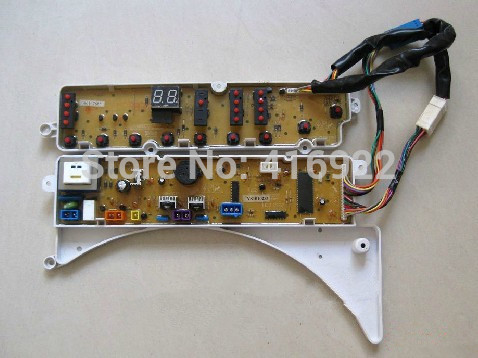 Free shipping 100% tested for Midea for rongshida washing machine board xqbs55-883g rb50-x382g motherboard set on sale free shipping 100%tested for rongshida washing machine computer board motherboard xqb4228g control board fully automatic on sale