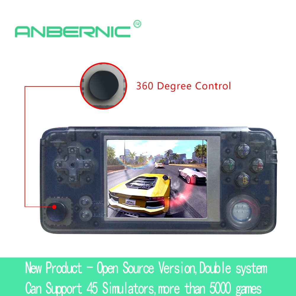 NEW Double system 32G Video Game Handheld Game Console Retro Game plus 5109 Free games Dual-Core CP1/CP2 360 Degree ControllerNEW Double system 32G Video Game Handheld Game Console Retro Game plus 5109 Free games Dual-Core CP1/CP2 360 Degree Controller