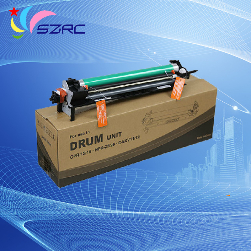 High quality NPG-25 26 copier drum unit compatible for canon iR2270 2870 3570 4570 2230 2830 3530 3025 3030 3035 3045 1pcs photocoier part pcr main charge roller charger compatable for canon ir3570 4570 copier machine