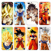 Manga Comics Dragon Ball z goku DragonBall Soft Silicon TPU Case Cover For iphone 7 6 6s 8 Plus 5s SE X Xs Max Xr Coque Capinha(China)