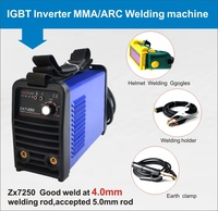 Better than ZX7200 welder New Protable DIY 220v IGBT inverter DC MMA welding machine/welding equipment suitable 3.2mm electrode