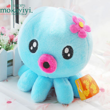 2015 Special Offer Sale Soft Stuffed Brinquedos Toys Small For Octopus Doll Pendant Plush Toy Suction Cup Dolls Birthday Gift