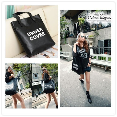 free shipping 2015 women fashion PU leather zipper  messenger bags  preppy style simple handbag casual shoulder shopping bags