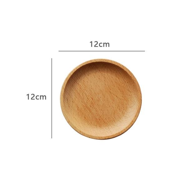 Деревянная сервировочная тарелка, деревянная квадратная и круглая сервировочная тарелка, фруктовый десертный торт Снэк Конфета тарелка деревянные миски-1