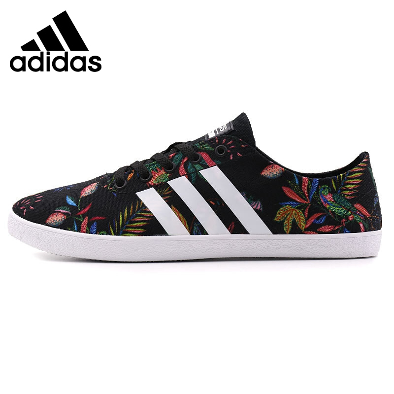 Original New Arrival 2017 Adidas NEO Label QT VULC Women's Skateboarding Shoes Sneakers