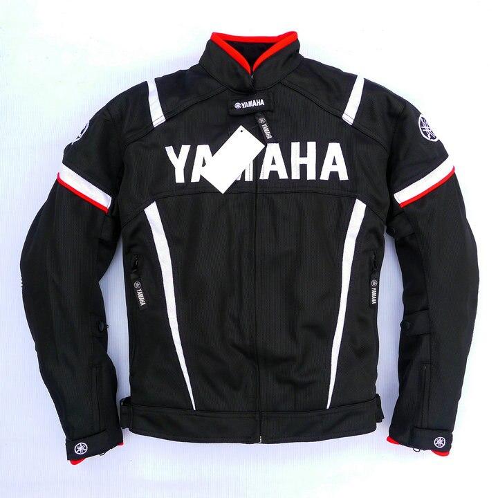2017 Motocross Racing Professional Jacket Motorcycle Windproof Jacket For YAMAHA Racing Team Moto Chaqueta with Protector motorcycle jacket motogp for yamaha m1 racing sweatshirt printing sport windproof windbreaker moto zip up jacket