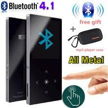 Bluetooth mp3 player Touchscreen BENJIE K8 Ultra dünne 8 GB Musik Player 1,8 Zoll Farbdisplay Verlustfreie HiFi Sound mit FM Radio