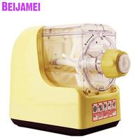 Beijamei High quality 1.2L full automatic electric noodle making pasta maker machine dough roller noodle cutting machine