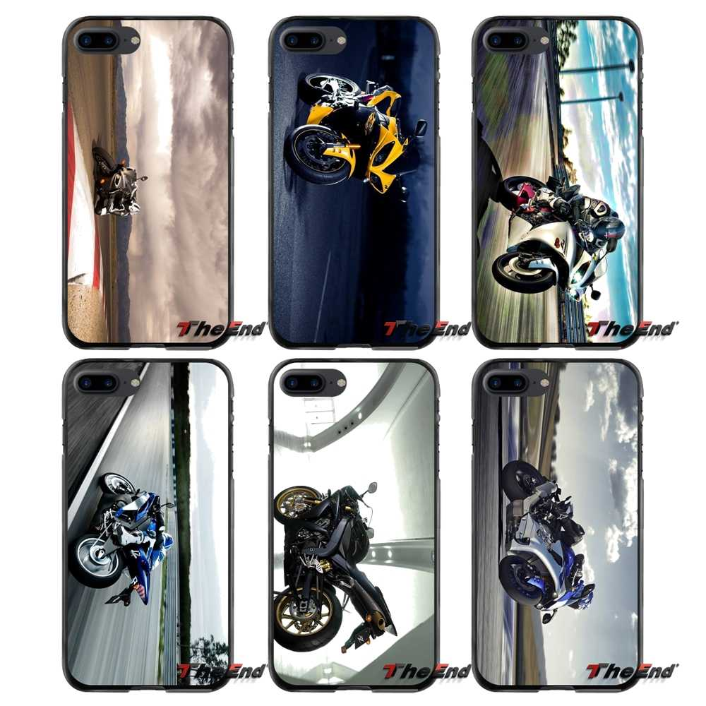 Yamaha R1 scooter Accessories Phone Shell Covers For Apple iPhone ...