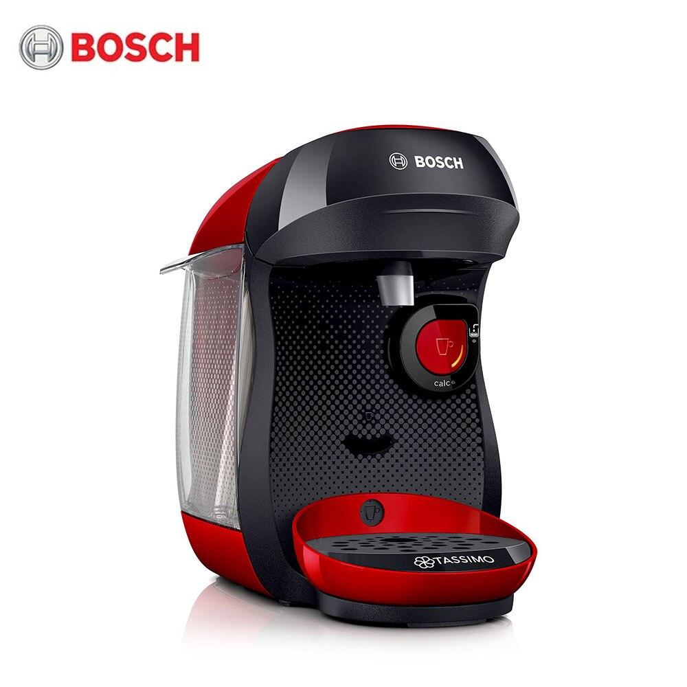 Capsule Coffee Machine Bosch TAS1003 Electric maker espresso cafe cream cappuccino latte hot chocolate tea free shipping hot sale gas type 1 plate takoyaki maker machine fish ball oven meat ball machine