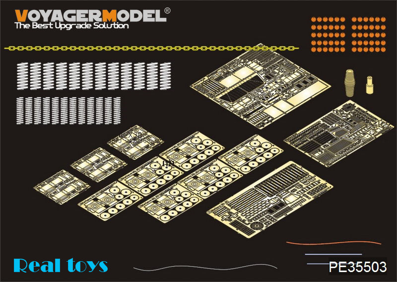 Voyager PE35503 1/35 IDF Merkava Mk.3D MBT Detail Set for Meng Model TS-001 voyager pe35419 1 35 modern us m1a2 tusk2 abrams detail set for dragon 3536