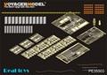 Voyager PE35503 1/35 IDF Merkava Mk.3D MBT detalhe para Meng modelo TS-001
