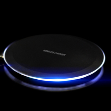 VEEAII 5W Qi Wireless Charger Pad For Samsung Charger Samsung s8 samsung galaxy s9 Wireless Charging Dock For honor note 10