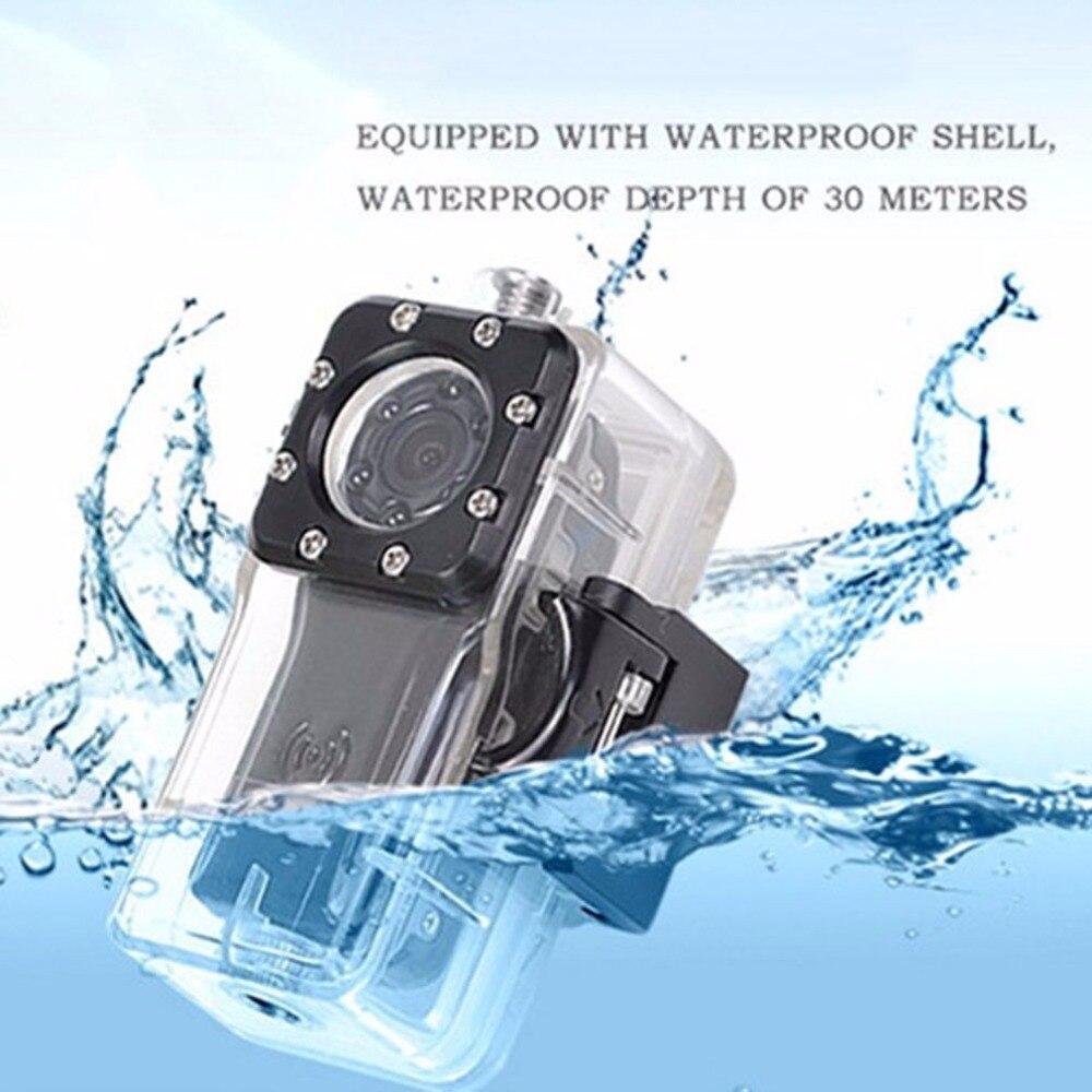 S80 PK MD81S MD81 Mini caméra IR Vision nocturne boucle de détection de mouvement enregistrement vidéo prendre photo DV Sports Cam boîtier étanche