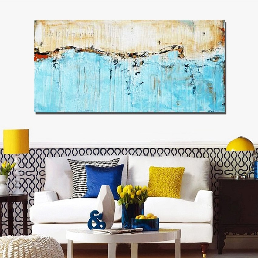 Amazing Modern Abstract Art Painting Kitchen Landscape Wall Living Complete Home Design Collection Epsylindsey Bellcom