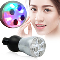 New LED Photon Radio Frequency Facial Massager Needle Free Mesotherapy Device Portable Skin Care Face Lift Body Slimming Beauty