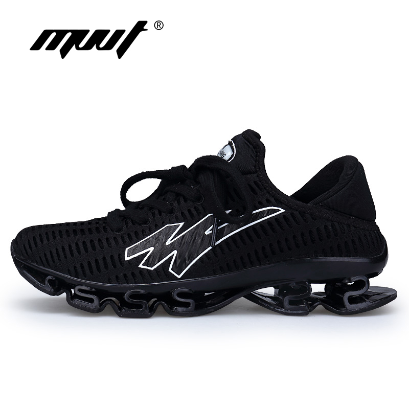 Plus Size 48 Fashion Breathable Running Shoes Men Sneakers Bounce Summer Outdoor Athletic Shoes Professional Training Shoes