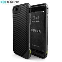 X Doria Case For IPhone 7 Plus Defense Lux Military Grade Drop Tested TPU Aluminum Premium