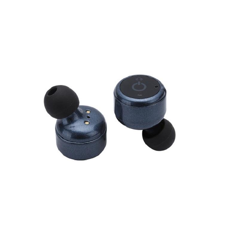 2018 TWS X2T беспроводные наушники Bluetooth 4,2 гарнитура wtih зарядное устройство коробка Bass X1t Модернизированный для iPhone Samsung Бесплатная доставка