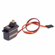 Mini Size Metal Gear Analog Servo ES08MA II for RC Motor Replacement Part Shockproof
