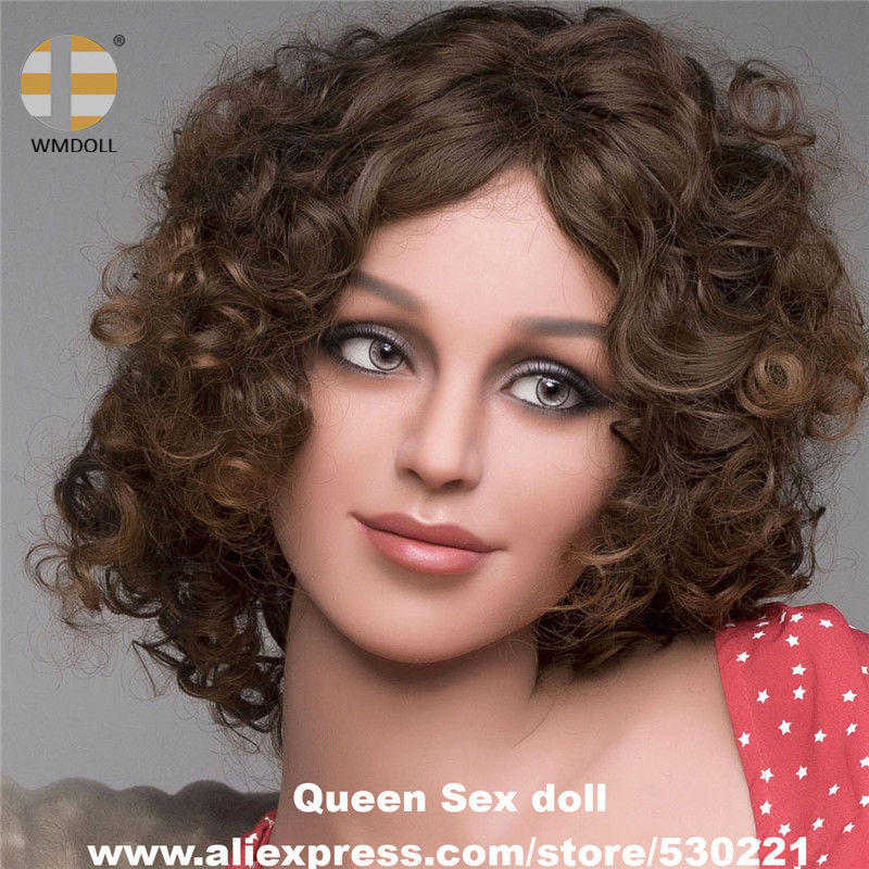 NEW WMDOLL Top Quality Realistic Sex Dolls Head For Lifelike Silicone Love Doll Reborn Mannequin Sexual Sexy Products top quality new sex product soft feet fetish toys for man lifelike female feet mannequin fake feet model for sock show