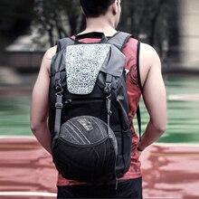 Sacos de Basquete À Prova D  Água Esportes ao ar livre Mochila Sacos De  Fitness para Homens Multifunções Durable Viajar Saco de . 1403bdb7d50d3