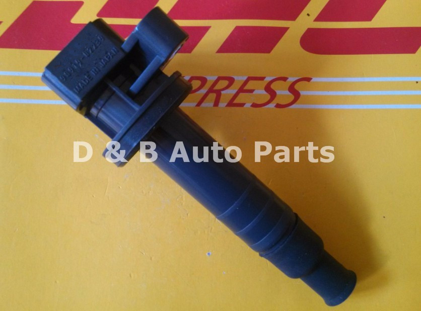 1 шт. оригинальная катушка зажигания 90919-02239 90080-19015 для toyota vitz/MR2/RAV4/PASSO/CELICA/CALDINA/COROLLA