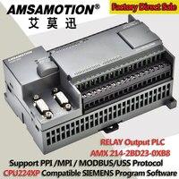 CPU224XP PLC Programmable Controller 220V PLC S7 200 RELAY Output Programmable Logic Controller