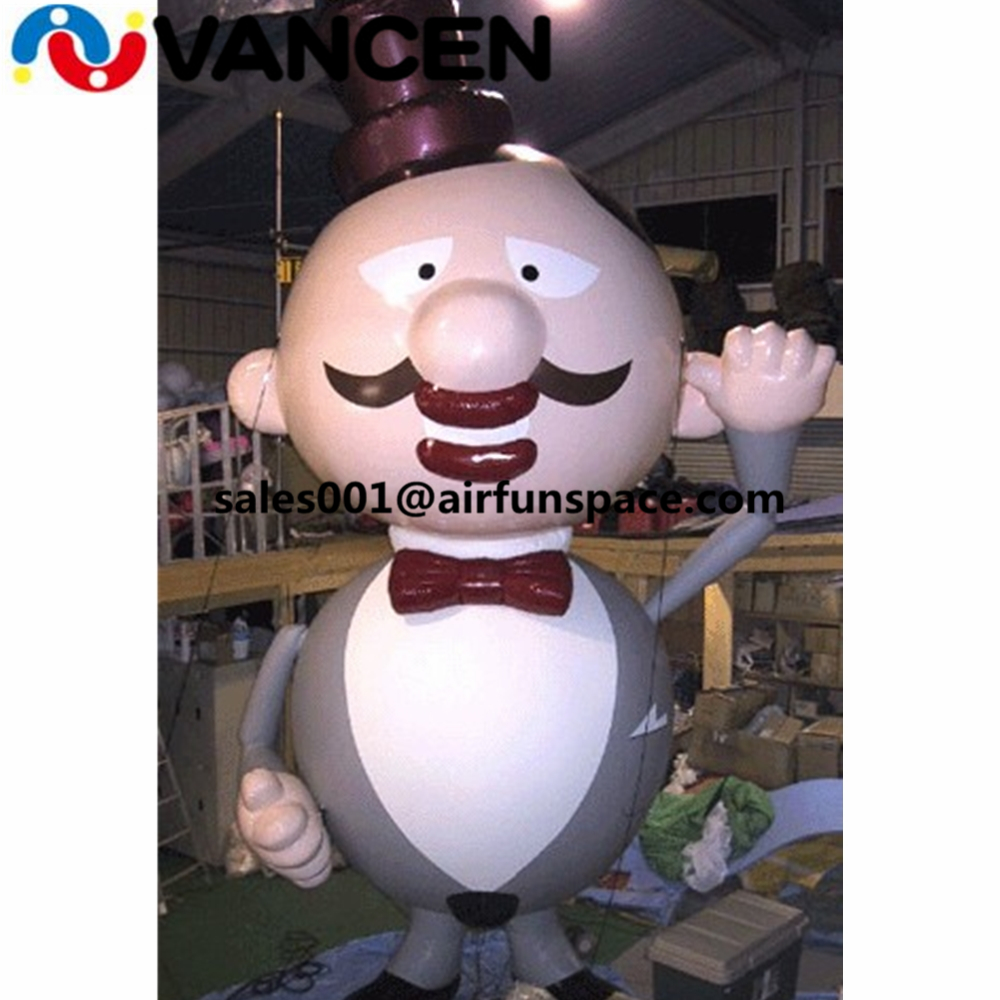 Customized inflatable cartoon figure model factory price advertising model decoration Oxford cloth inflatable cartoon modelCustomized inflatable cartoon figure model factory price advertising model decoration Oxford cloth inflatable cartoon model