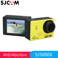 SJCAM SJ5000X Elite Wifi 4 K экшн Камера 2,0 гироскоп Ультра HD Водонепроницаемая камера для дайвинга 1080 P FHD Открытый Мини Спорт DV шлем Kamera