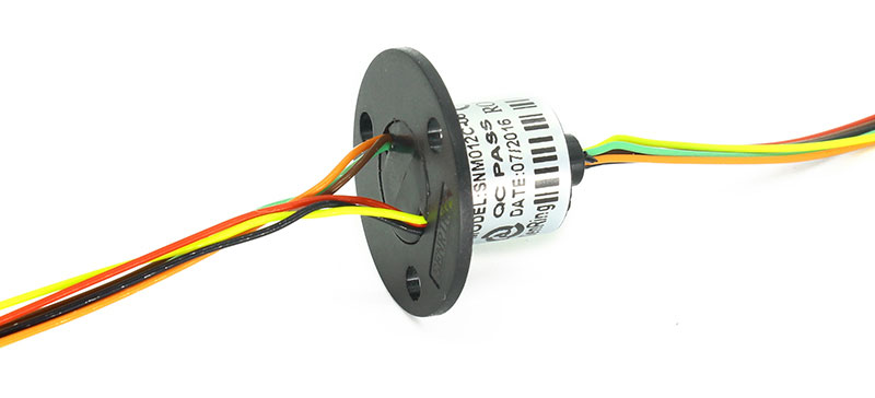 2019 Latest Design Mini Electrical Capsule Slip Ring Cap Sliprings Dia Smart Electronics 25mm With 56 Circuits With 2a Signals Current Transmission Rotary Union