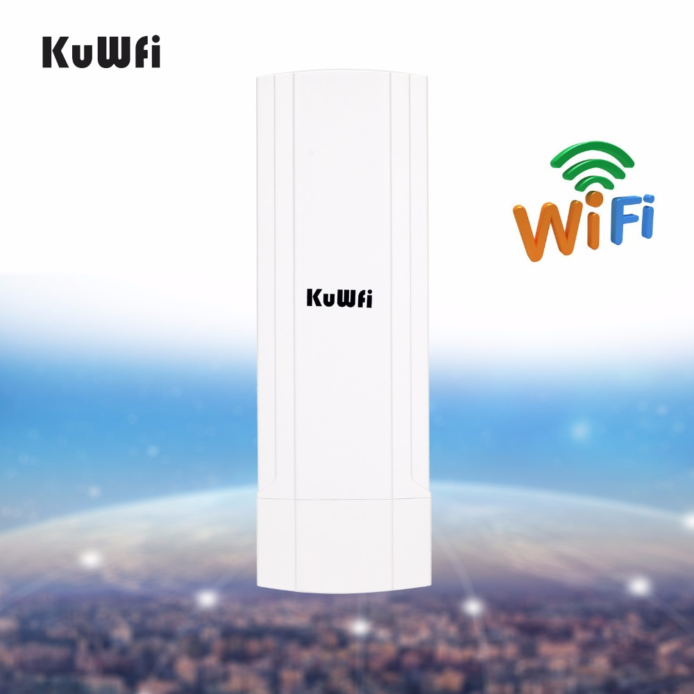 2.4G 1W High Power Wireless Router 3km Wifi Range Wireless CPE 300Mbps Wifi Repeater Bridge Wireless Gateway Outdoor Application comfast full gigabit core gateway ac gateway controller mt7621 wifi project manager with 4 1000mbps wan lan port 880mhz cf ac200