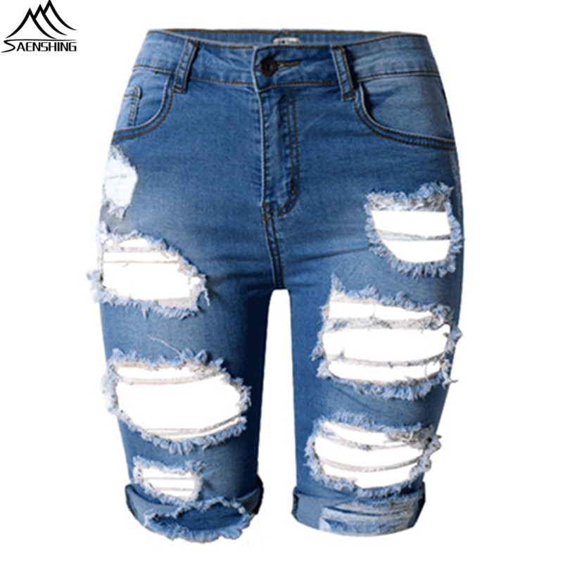Popular Ripped Jeans Shorts-Buy Cheap Ripped Jeans Shorts lots ...