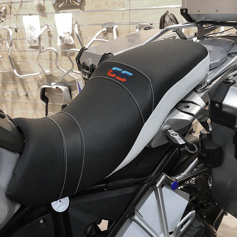 82 см ниже комфорт драйвер Rider пассажира низкая сиденья двойной Спорт для BMW R1200GS приключение 2013 2014 2015 2016 2017 2018