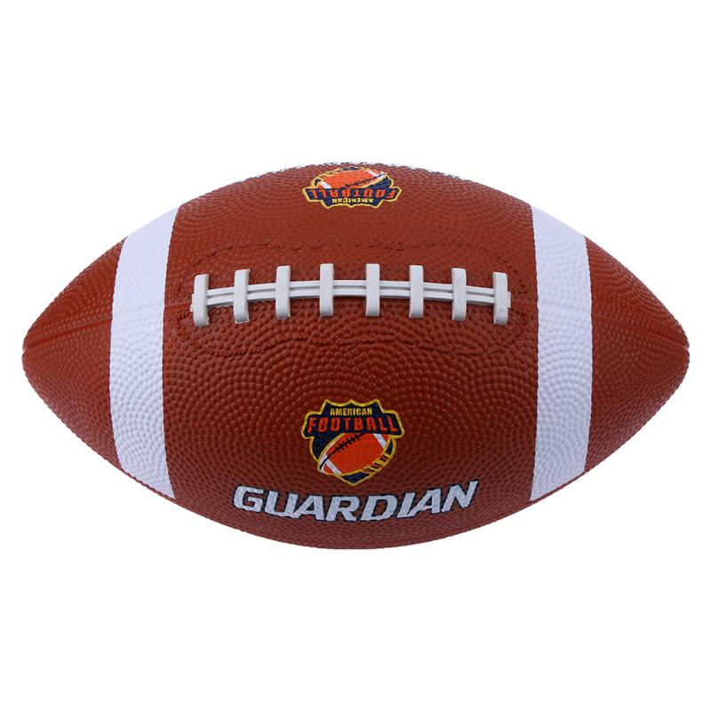 1pc AF9 No. 9 Rugby Ball American Football Ball Standard Rugby Training American Football Ball Sport Match Usa Rugby Soft Rubber аудио наушники harper bluetooth наушники harper hb 207 black