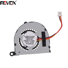 New Laptop Cooling Fan For ASUS Eee PC 1015 For Intel,Original PN NFB40A05H CPU Cooler Radiator original for asus eee pc 900a laptop motherboard 100