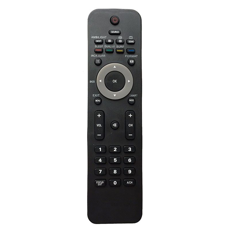 Replacement Television Remote For Most Of Philips TV
