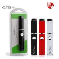 Original Airistech N1 pen vaporizador erva seca micro caneta cera vape Airis 360mah da bateria micro N 1 Cigarro Eletrônico kit