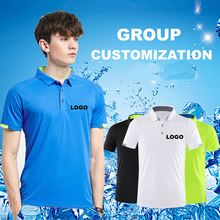 Custom Sport Brand Polo Shirt Logo Design Polos Shirts Casual Slim Fit Printing Eden Park Quick Drying Fashion Wholesale Clothes