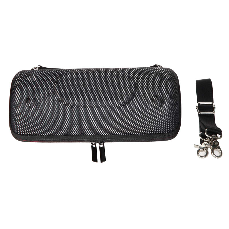 Image 5 - 2019 New Portable Hard EVA Carrying Case for JBL Charge3 Charge 3 Wireless Bluetooth Speaker Storage Bag Cover (With Belt)Speaker Accessories   -