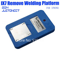 MECHANIC CPU NAND Chip planting heating platform for IPHONE +A8 Positioning Plate Stencil