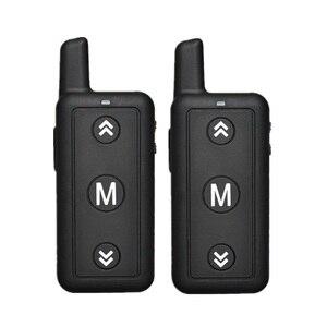 Image 1 - 16 canaux Leixen VV 109 Woki Toki 1 Watt FRS petite taille Radio bidirectionnelle Mini talkie walkie pour Restaurant et enfants