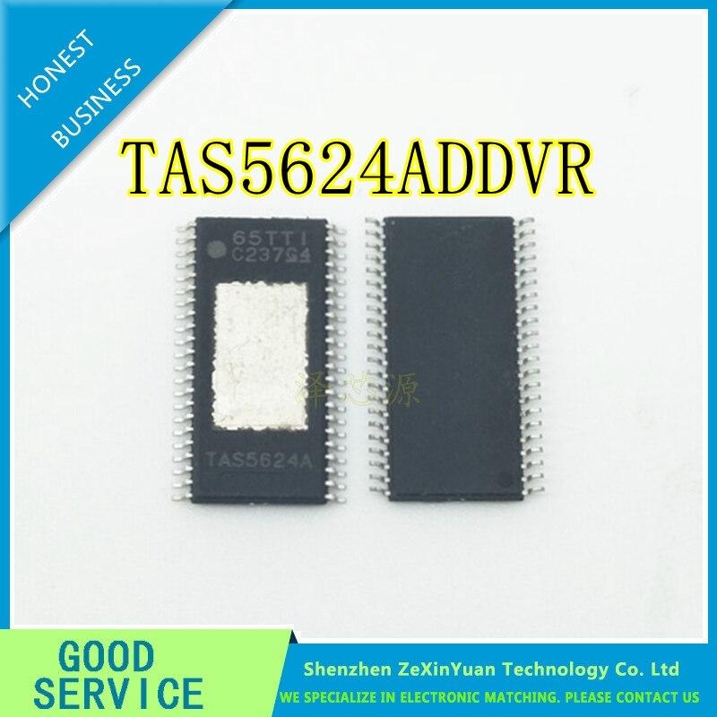 5PCS/LOT TAS5624ADDVR TAS5624A TAS5624 HTSSOP44 New Original