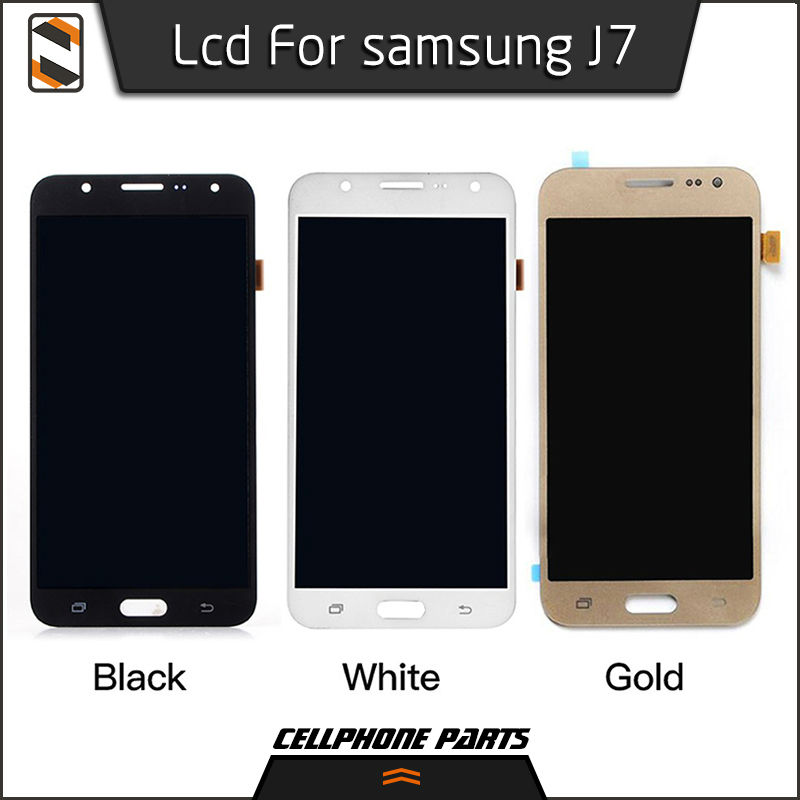 ФОТО LCD for Samsung Galaxy J7 2015 J700 J7000 J7008 J7009 J700F J700H J700M J700M/DS Display Touch Screen Digitizer Assembly Repair